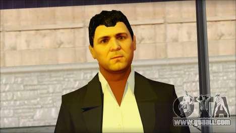 Michael from GTA 5v1 for GTA San Andreas third screenshot