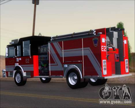 Pierce Arrow XT TFD Engine 2 for GTA San Andreas right view