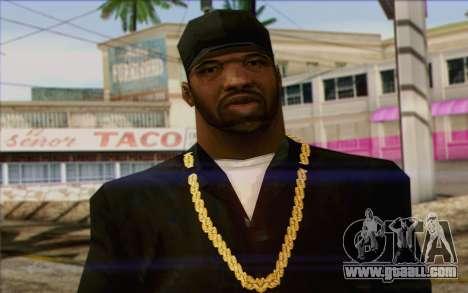 N.W.A Skin 2 for GTA San Andreas third screenshot