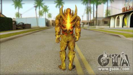 Dark Kahn from MK vs DC for GTA San Andreas second screenshot