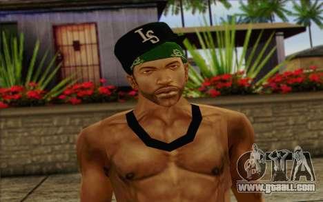 CиДжей в стиле BrakeDance for GTA San Andreas third screenshot