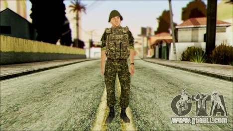 Marine APU v1 for GTA San Andreas