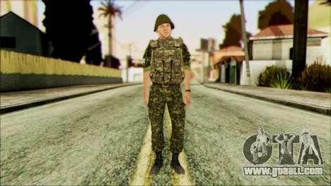 Marine APU v1 for GTA San Andreas