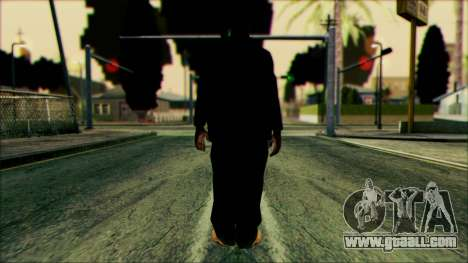 Addict (Cutscene) v2 for GTA San Andreas second screenshot