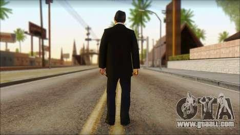 Michael from GTA 5v1 for GTA San Andreas second screenshot