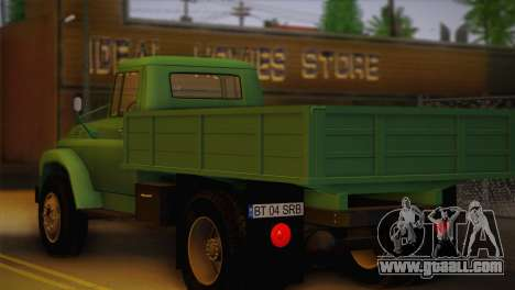 Steagul Rosu 116 Bucegi for GTA San Andreas left view