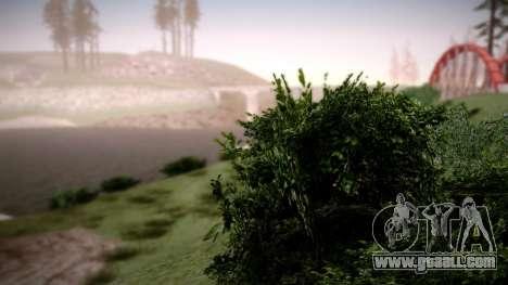 Graphic Unity v3 for GTA San Andreas eleventh screenshot