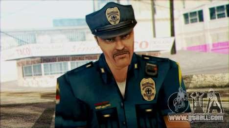Manhunt Ped 2 for GTA San Andreas third screenshot