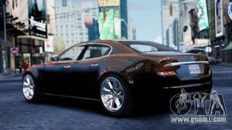 GTA 5 Lampadati Felon for GTA 4 left view