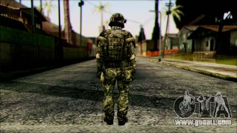 Fighter (PLA) v6 for GTA San Andreas second screenshot