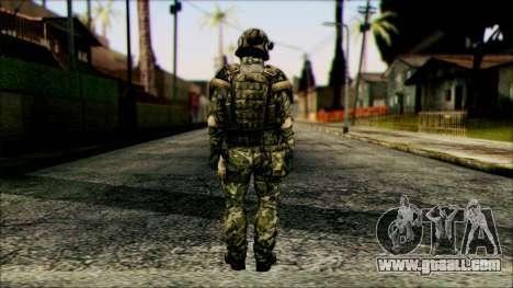 Fighter (PLA) v6 for GTA San Andreas second screenshot