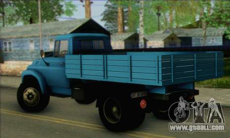 DAC 6135 R for GTA San Andreas left view