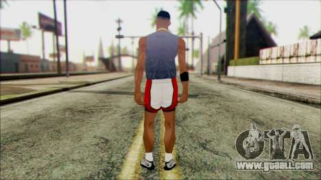 Wmyjg from Beta Version for GTA San Andreas second screenshot