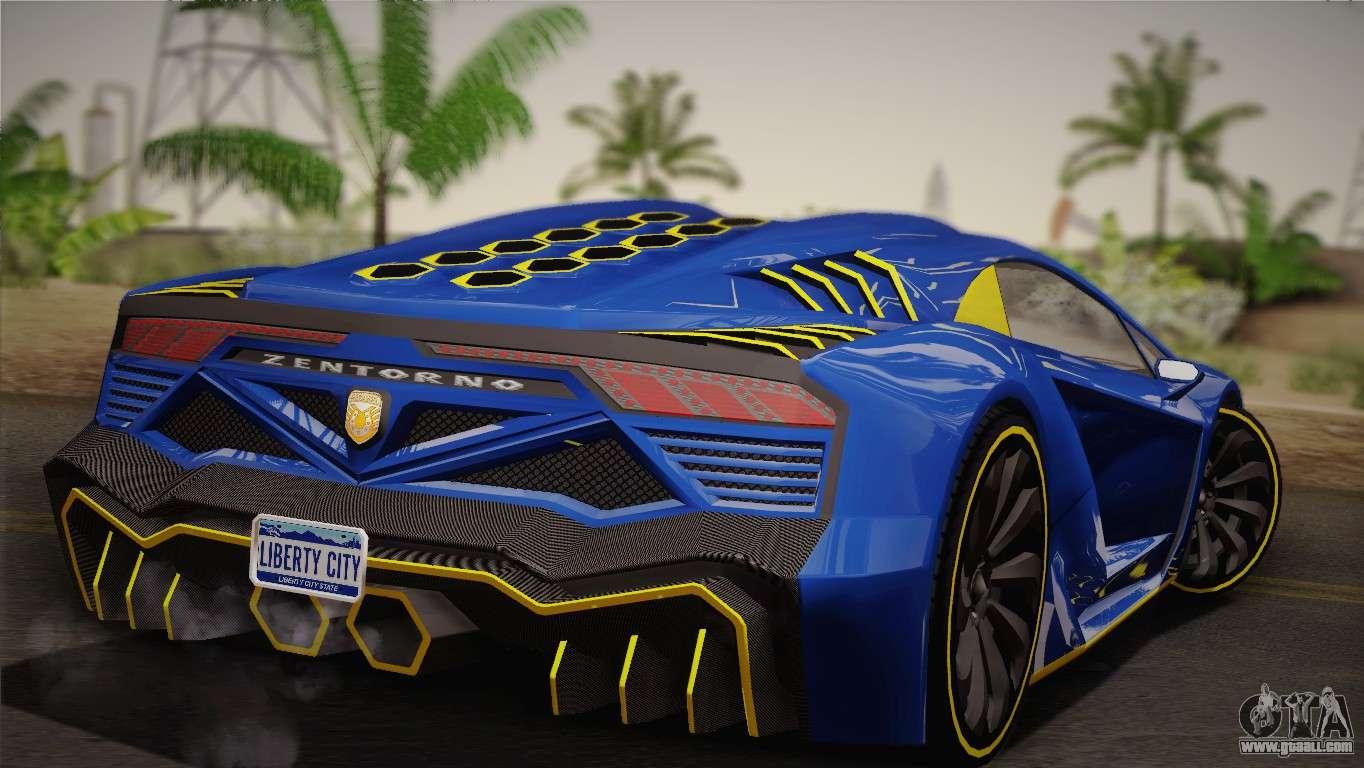 Gta  Best Car In Game Location