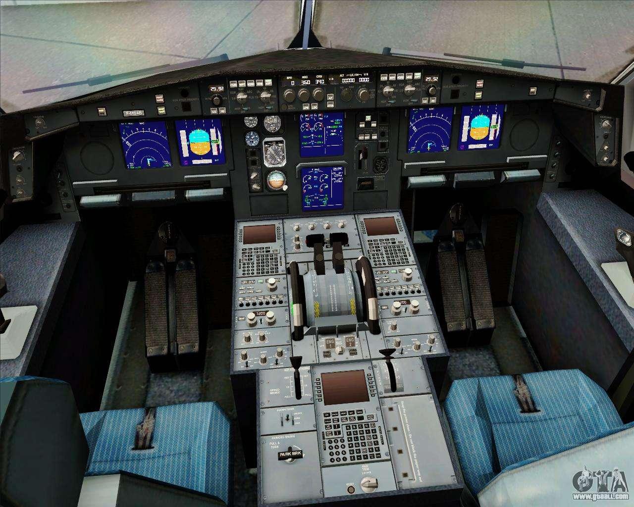 Airbus A330 300 Egyptair For Gta San Andreas