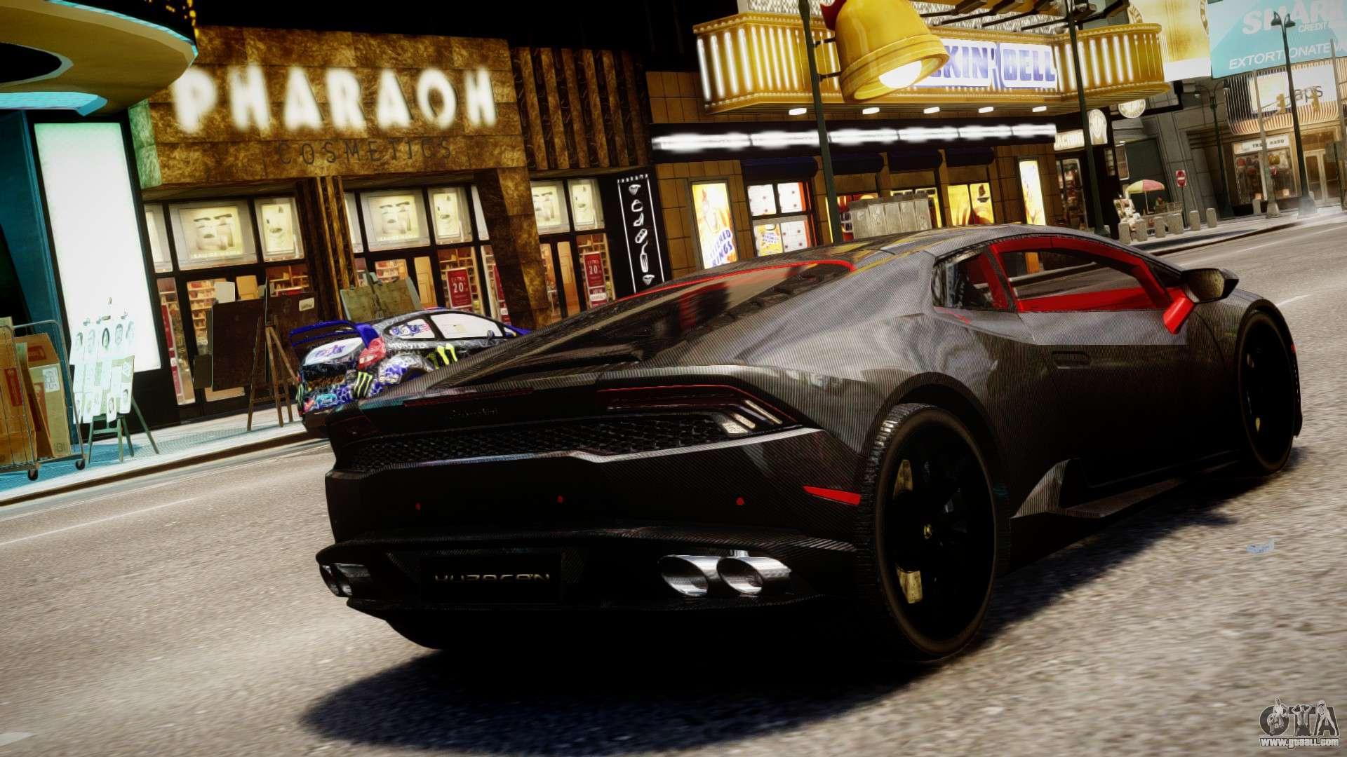 Lamborghini Huracan Lp610 4 Supertrofeo For Gta 4
