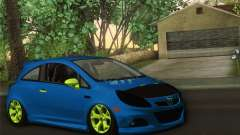Opel Corsa for GTA San Andreas