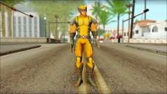 Wolverine Deadpool The Game Cable for GTA San Andreas