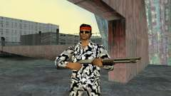 Camo Skin 05 for GTA Vice City