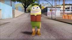 Campguy from Sponge Bob