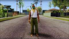 MR T Skin v12 for GTA San Andreas