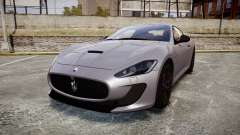 Maserati GranTurismo MC Stradale 2014 [Updated] for GTA 4