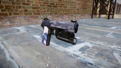 Gun Kimber 1911 Blue Tiger