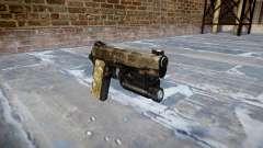 Gun Kimber 1911 DEVGRU for GTA 4