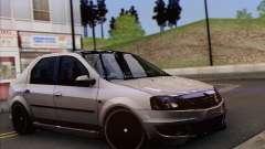 Dacia Logan Hoonigan Edition for GTA San Andreas