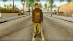 New Grove Street Family Skin v2 for GTA San Andreas
