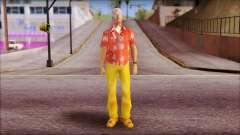 Doc from Back to the Future 2015 for GTA San Andreas