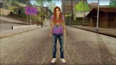 Valentine Girl for GTA San Andreas