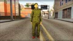 Fred Durst from Limp Bizkit v2 for GTA San Andreas