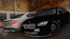 BMW F01 750Li 2009 for GTA San Andreas