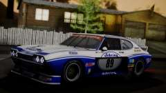 Ford Capri RS Cosworth 1974 Skinpack 2 for GTA San Andreas