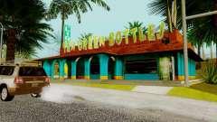 New bar in Ganton