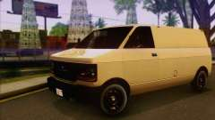 Declasse Burrito from GTA V (IVF) for GTA San Andreas