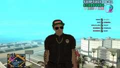 C-HUD GTA Vice City edited SampHack