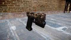 Pistol Glock 20 zombies for GTA 4