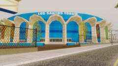 New textures stadium in Los Santos