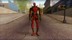 Classic Deadpool The Game Cable for GTA San Andreas