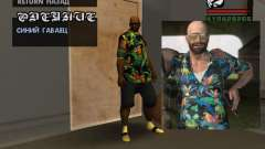 Hawaiian shirt like max Payne