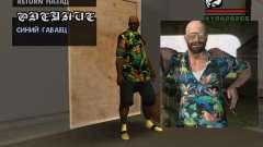 Hawaiian shirt like max Payne