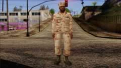 California National Guard	 Skin 2 for GTA San Andreas