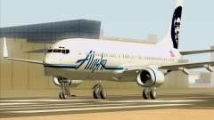 Boeing 737-890 Alaska Airlines for GTA San Andreas