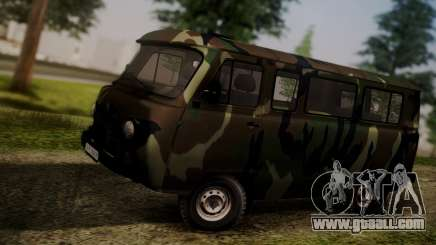 UAZ 452 for GTA San Andreas
