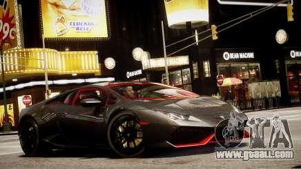 Lamborghini Huracan LP610-4 SuperTrofeo for GTA 4