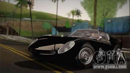 GTA 5 Stinger GT (IVF) for GTA San Andreas