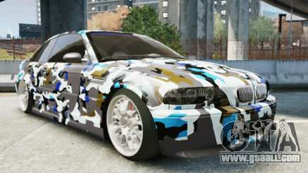 BMW M3 E46 Emre AKIN Edition for GTA 4