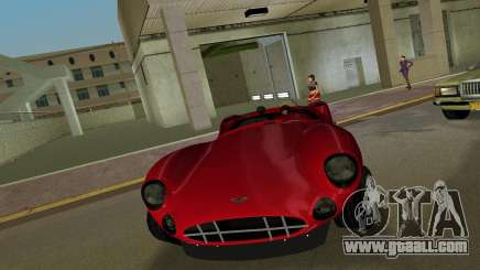 Aston Martin DBR1 for GTA Vice City